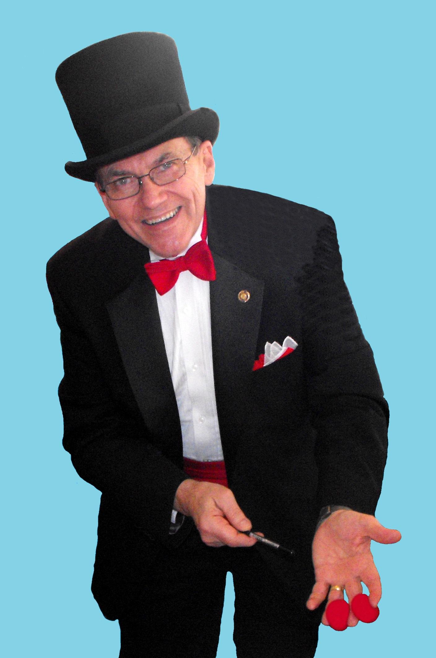 Bill Gormont - Close-up Magician